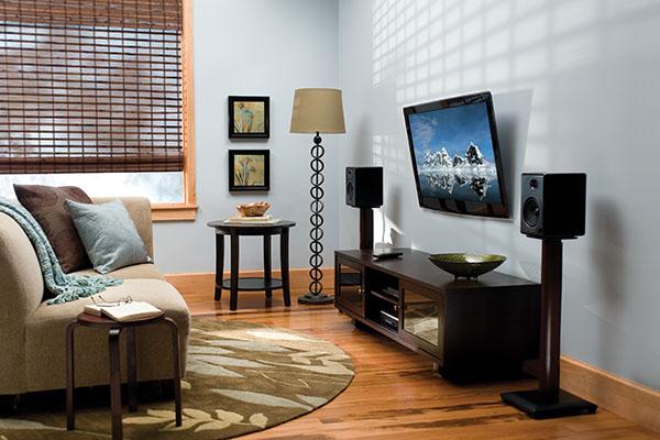 A5+B lifestyle livingroom
